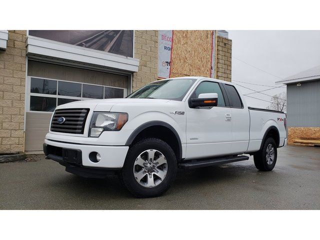 2011 ford f150 fx4 ecoboost