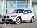 2012 BMW X1 xDrive28i in Langley, British Columbia