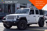 2019 Jeep Wrangler Unlimited Sport [$42,949 with Stock Wheels] New Car 4x4 Backup_Cam  in Thornhill, Ontario