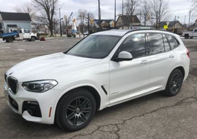 2018 BMW X3 30i xDrive ~LOADED~ in Mississauga, Ontario