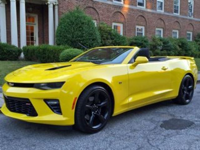 2017 Chevrolet Camaro 1SS Convertible ~LOADED~ in