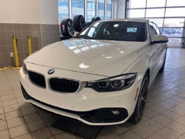 2018 BMW 4 Series 430i xDrive Gran Coupe Excess Wear Protection in Mississauga, Ontario