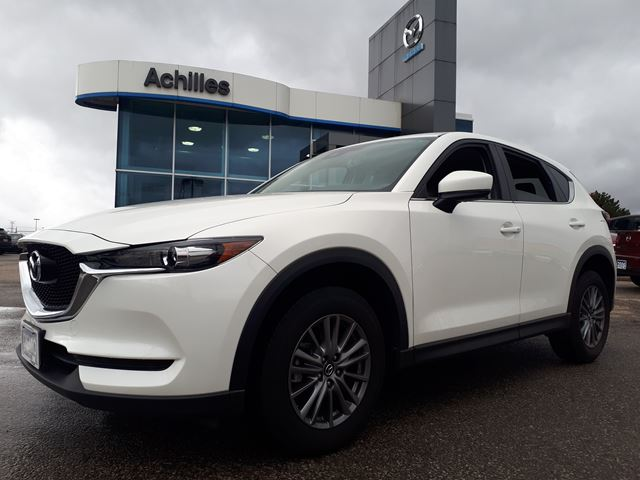 2018 MAZDA CX-5 *DEMO* GS-AWD, Comfort Package in Milton, Ontario