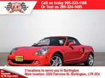 2003 Toyota MR2 Spyder Convertable, Leather, Convertible, Only 4, 000km in Burlington, Ontario