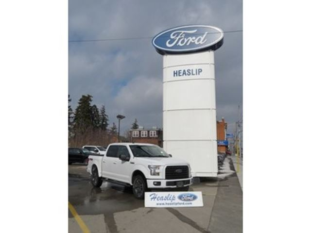 2016 Ford F-150 XLT 4x4   LOW KM/TOW PKG in