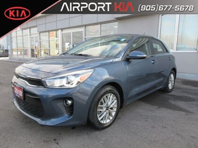 2018 KIA Rio EX Demo/Camera/Sunroof/Heated seats/HUGE DEMO SALE in Mississauga, Ontario