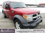 2007 Dodge Nitro SXT - 3.7L - 6 SPEED in Woodbridge, Ontario