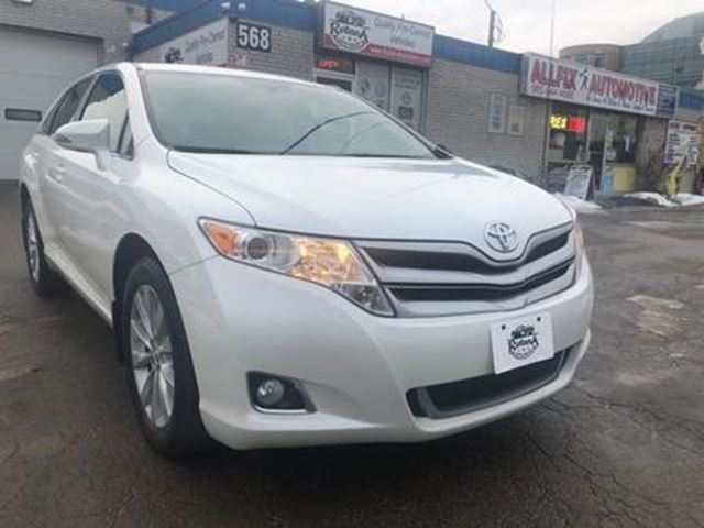 2013 TOYOTA Venza Navigation_Backup Sensors_Bluetooth_AWD in Oakville, Ontario