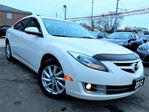 2012 Mazda MAZDA6 GT I4  FULLY LOADED  LEATHER.ROOF  ONE OWNER in Kitchener, Ontario