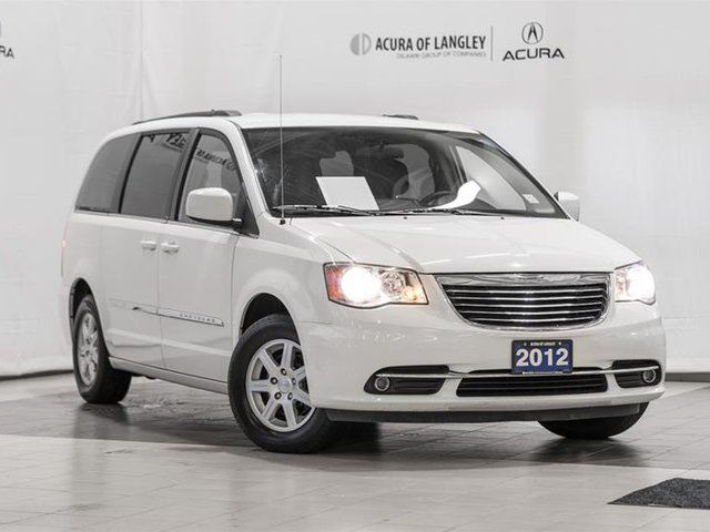 2012 CHRYSLER Town and Country Limited Wagon in Langley, British Columbia
