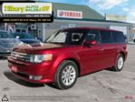 2012 Ford Flex SEL. *NO ACCIDENTS. LEATHER. HEATED SEATS* in Tilbury, Ontario