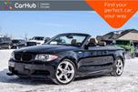 2009 BMW 1 Series 135i Convertible Pwr Soft Top Heated Front Seats Pwr Windows Pwr Locks Keyless Entry 18Alloy in Bolton, Ontario