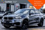 2015 BMW X6 xDrive35i MStyle LED Lights H/KSound HUD Nav Sunroof in Thornhill, Ontario