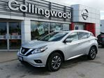 2015 Nissan Murano SL AWD *1 OWNER* in Collingwood, Ontario
