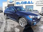 2017 BMW X4 xDrive28i NAVIGATION ONLY 27 K. in Ottawa, Ontario