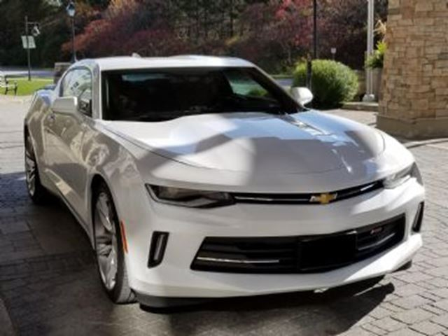 2017 CHEVROLET Camaro RS Package, Xenon lights in Mississauga, Ontario