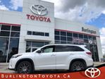 2017 Toyota Highlander XLE sport edition in Burlington, Ontario