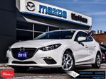 2015 Mazda MAZDA3 GX Accident Free Traction & Stability Control in Markham, Ontario