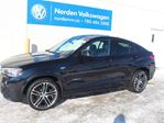 2016 BMW X4 xDrive28i AWD M-SPORT - HEADS UP DISPLAY / LEATHER HEATED SEATS + WHEEL in Edmonton, Alberta