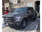 2017 Ford F-150 4WD SUPERCREW FX4 LARIAT 502A Package in Mississauga, Ontario