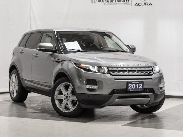 2012 LAND ROVER Range Rover Evoque Pure in Langley, British Columbia