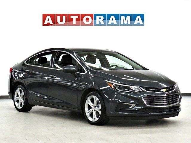 2017 CHEVROLET Cruze PREMIER AUTO BACK UP CAMERA LEATHER ALLOY RIMS in North York, Ontario