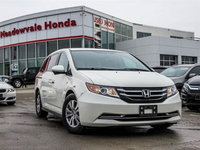 2015 HONDA Odyssey EX Backup Camera Heated Seats  Blind Spot Camera in Mississauga, Ontario