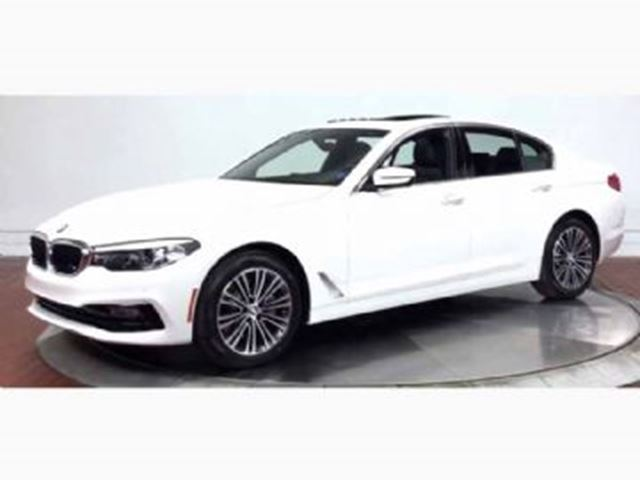 2017 BMW 5 Series 540i xDrive M PKG in Mississauga, Ontario