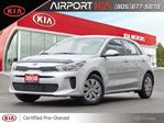 2018 Kia Rio LX+ Manual / heated seats and steering/Camera in Mississauga, Ontario