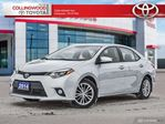 2014 Toyota Corolla LE UPGRADE PACKAGE HEATED SEATS AND TWO SETS OF TIRES in Collingwood, Ontario