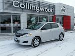 2014 Toyota Matrix Convenience Package in Collingwood, Ontario