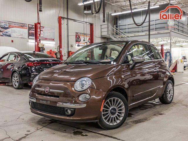 2015 FIAT 500 Lounge in Laval, Quebec