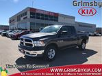 2017 Dodge RAM 1500 ST 4X4 Bluetooth Backup Cam Bed Liner in Grimsby, Ontario