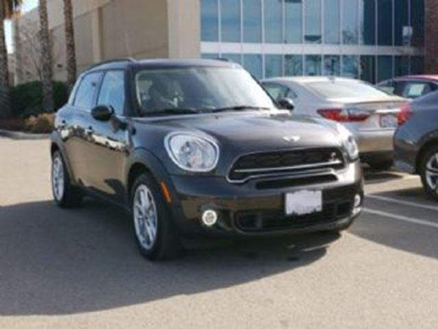 2017 Mini Cooper Countryman 200 All4 S Mississauga Wheelsca