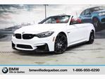 2018 BMW M4 Cabriolet with Ultimate Package in Mississauga, Ontario