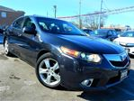 2012 Acura TSX PREMIUM  LEATHER. ROOF  BLUETOOTH  HEATED SEATS in Kitchener, Ontario