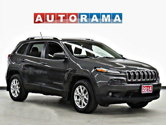 2014 JEEP Cherokee NORTH 4X4 in North York, Ontario
