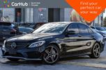2017 Mercedes-Benz C-Class AMG C 43 AMG.Styling.Pkgs Keyless.Go.Pkg Memory.Pkg  in Thornhill, Ontario