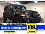 2019 Jeep Wrangler Unlimited JL SPORT 4X4 2 TOITS CAM+Ã«RA A/C MAGS in Mississauga, Ontario