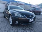 2009 Lexus IS 250 NAVIGATION SYSTEM/BACKUP CAM/BLUETOOTH/SUNROOF in Oakville, Ontario