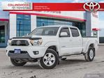 2013 Toyota Tacoma 4X4 DOUBLE CAB TRD SPORT ONE OWNER in Collingwood, Ontario