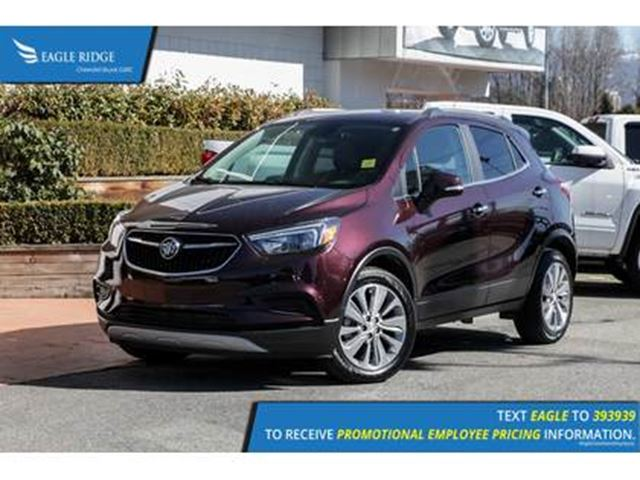 2018 BUICK ENCORE Preferred Apple CarPlay & Android Auto, Backup Cam in Coquitlam, British Columbia