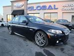 2016 BMW 550i xDrive M-Sport PREMIUM Heads-Up .ONLY 37 k. in Ottawa, Ontario