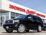 2016 Toyota Sequoia Platinum 4WD *SPRING CLEARANCE* in Winnipeg, Manitoba