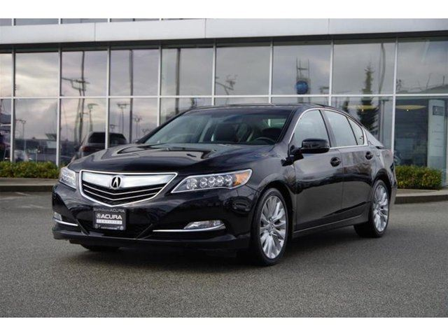 2014 Acura RLX Elite at *Acura Certified* in