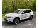 2017 BMW X3 28i xDrive Tech and Premium packs in Mississauga, Ontario