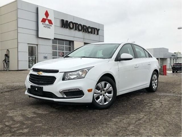 2015 CHEVROLET Cruze LT - Rear View Camera - Remote Start - in Whitby, Ontario