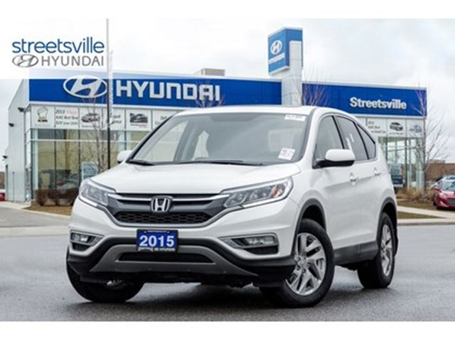 2015 HONDA CR-V EX-L..Leather   Roof   Lowest KM's on Line in Mississauga, Ontario