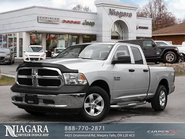 2013 Dodge RAM 1500 LOW KMS   LOCAL TRADE in