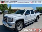 2018 GMC Sierra 1500 SLT - Leather Seats -  Heated Seats in Kemptville, Ontario